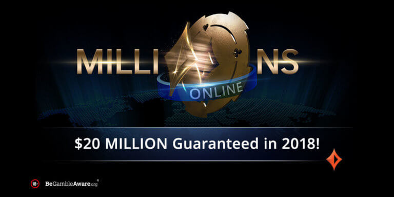 Partypoker Millions 2018