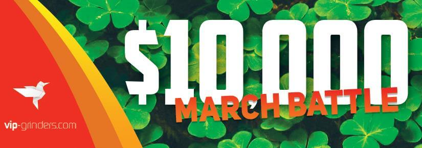 $10.000 March Battle