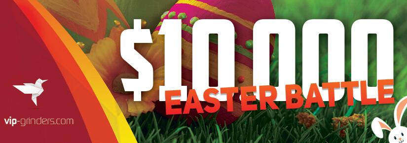 $10.000 Easter Battle