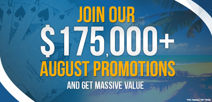 More than $175,000 in VIP-Grinders Promotions August!