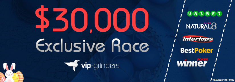 $30,000 Exclusive Race