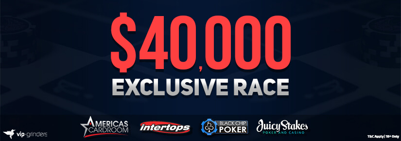 $40,000 Exclusive Race August
