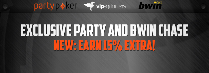 Exclusive Party & Bwin Chase January