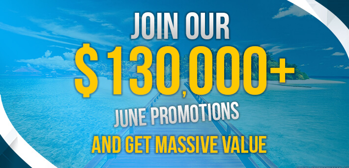 More than $130,000 in VIP-Grinders Promotions June!