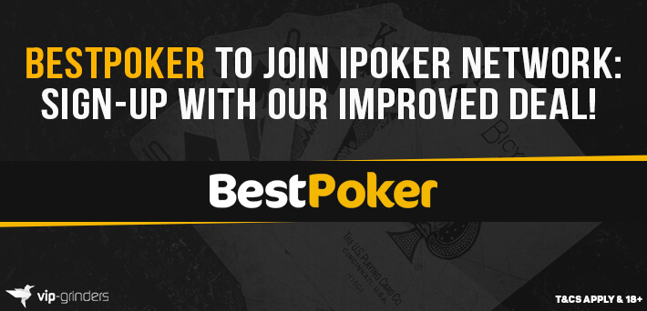 Bestpoker will migrate to iPoker network by June 30th