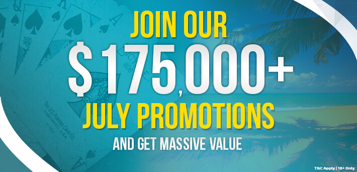 More than $175,000 in VIP-Grinders Promotions July!