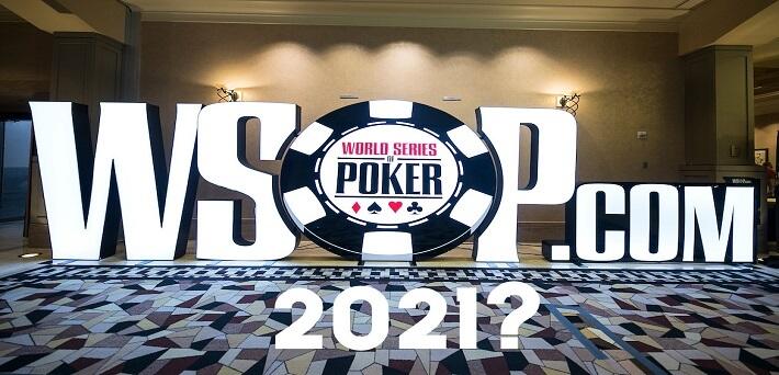 poker wsop 2021