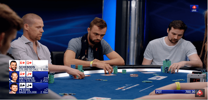 Watch ept poker live what is the payout on 00 in roulette
