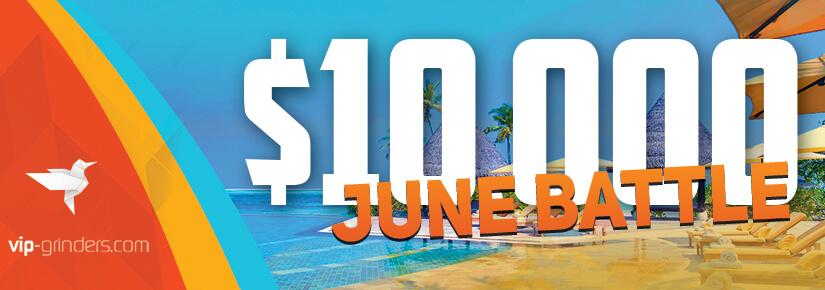 $10.000 June Battle