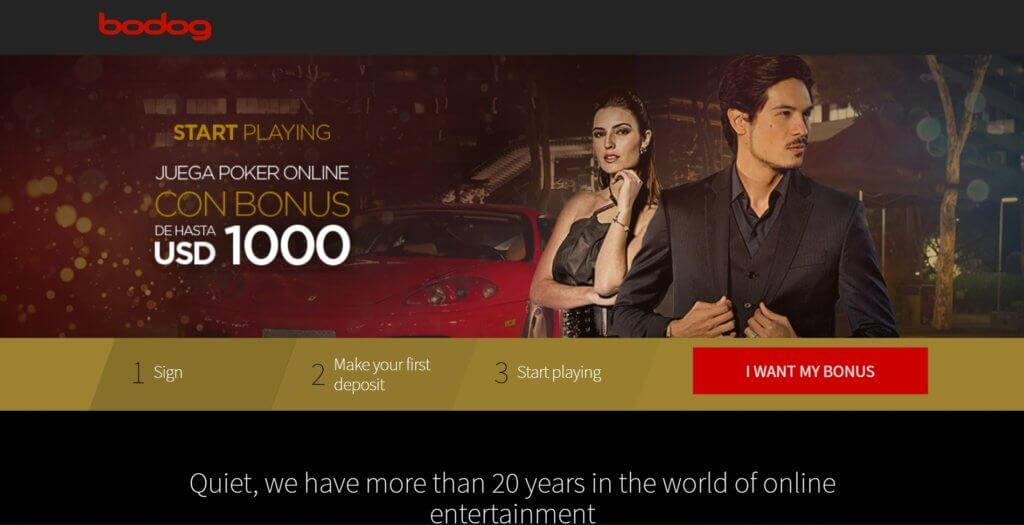 Bodog.com Poker Review