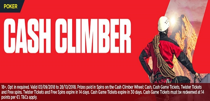 Cash Climber iPoker