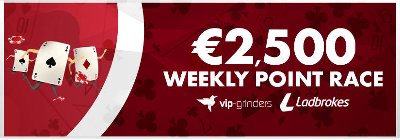 €10,000 Ladbrokes Points Races