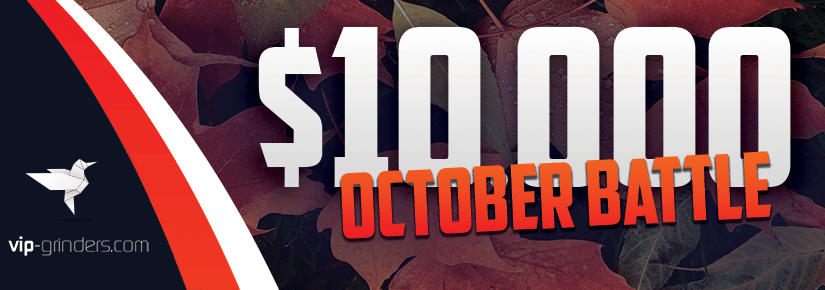 $10.000 October Battle
