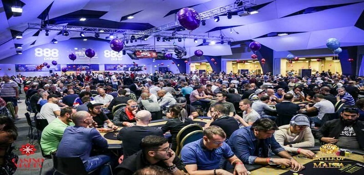 Battle of Malta 2018 Poker Tournament Sponsorship Review