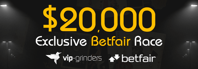 Join our weekly €500 Exclusive Freeroll on Betfair