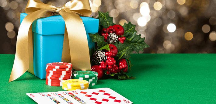 Best Christmas Poker Promotions 2019
