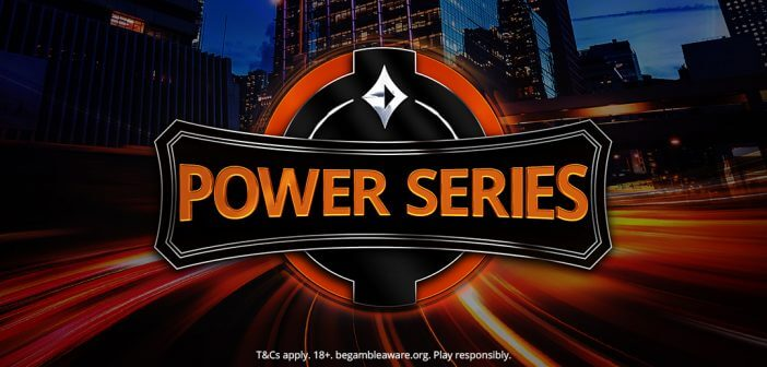 Share this post on our Social Media channels and win $22 Partypoker Power Series Tickets