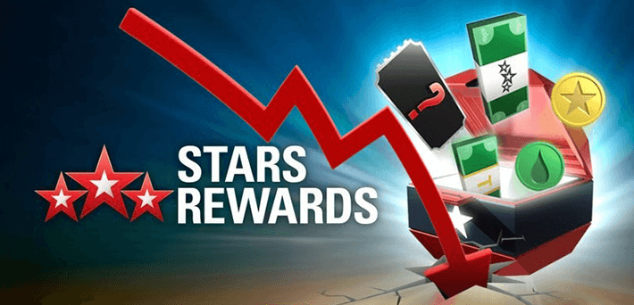 Pokerstars cuts tournament rakeback by more than 50 percent!