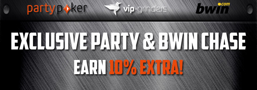 Exclusive Party & Bwin Chase December