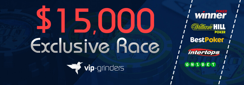 $15,000 Exclusive Race