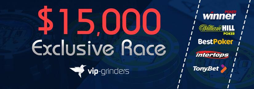 Exclusive Race 15k
