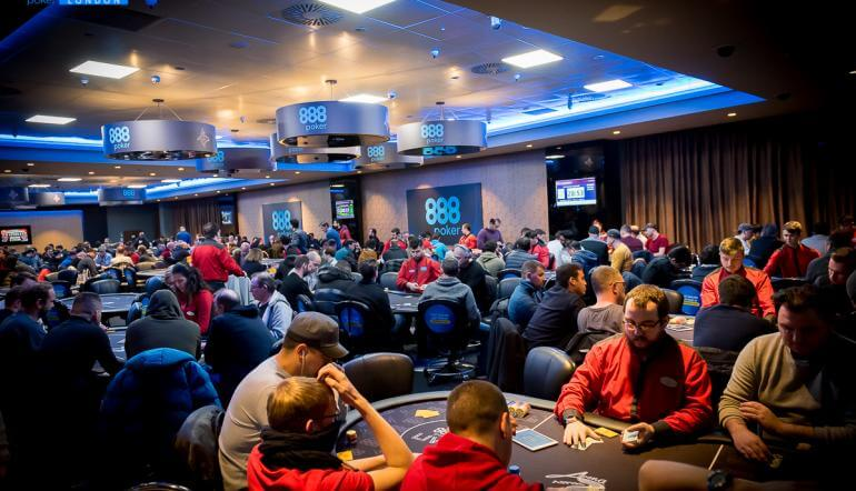 Satellite Qualifier Ivelin Ganev wins 888poker Live London Kickoff 2019 for £37,045, 888poker partners with WPTDeepStacks