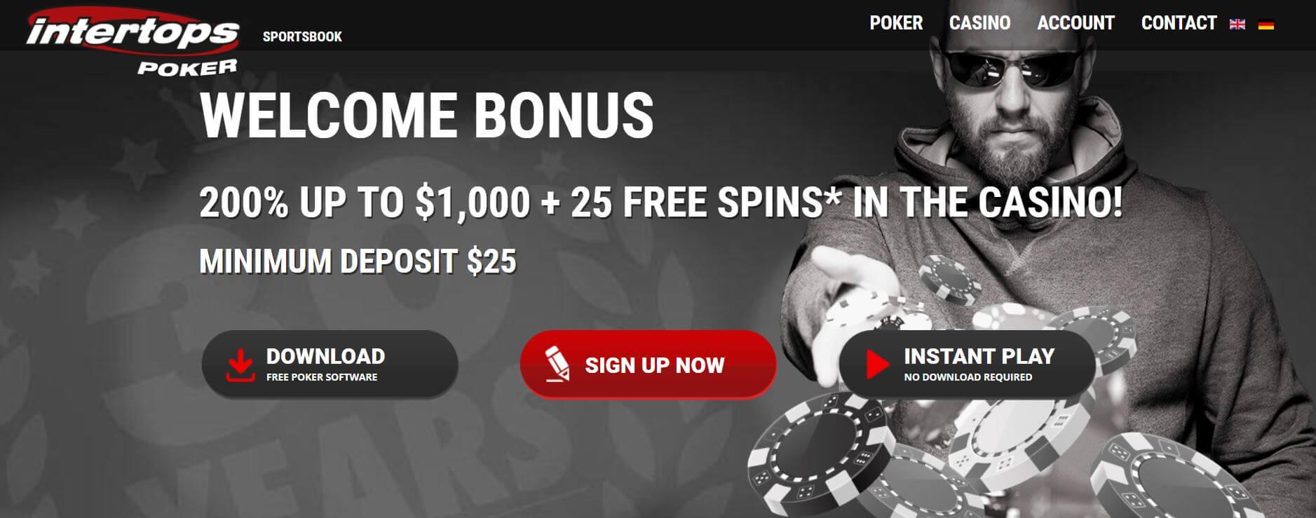 Intertops Poker Bonus The Best Intertops Poker Bonus Codes
