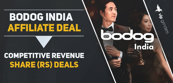 Bodog India Affiliate Deal – Become a Bodog India Affiliate Today!