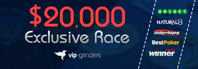 $17,500 Exclusive Race