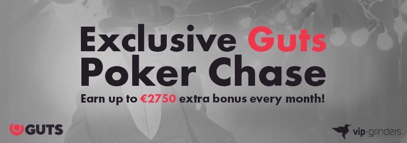 Exclusive Guts Poker Chase October