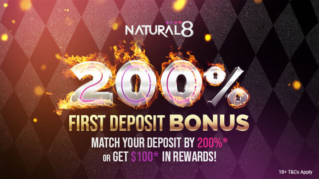 Natural8 Poker Review Welcome Bonus