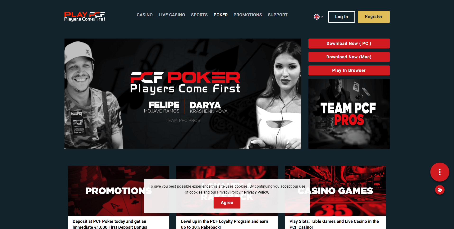 PCF-Poker-Review-Register