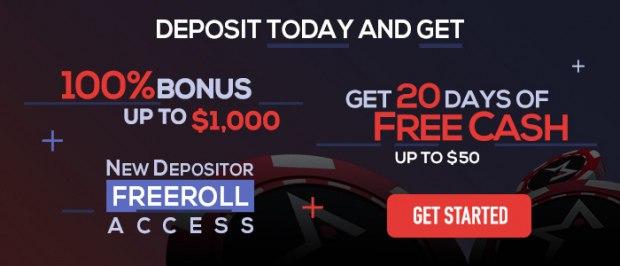 Americas Cardroom Poker Bonus Get Huge 1 000 First Deposit Bonus