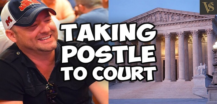 Mike Postle and Stones Live Poker hit with $30,000,000 Lawsuit - Everything you need to know about the upcoming Mike Postle Lawsuit and Mike Postle Trial