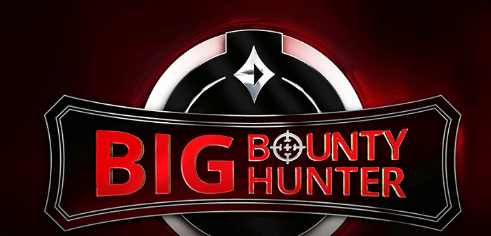 partypoker Bounty Hunter $25K GTD Competition of the Week