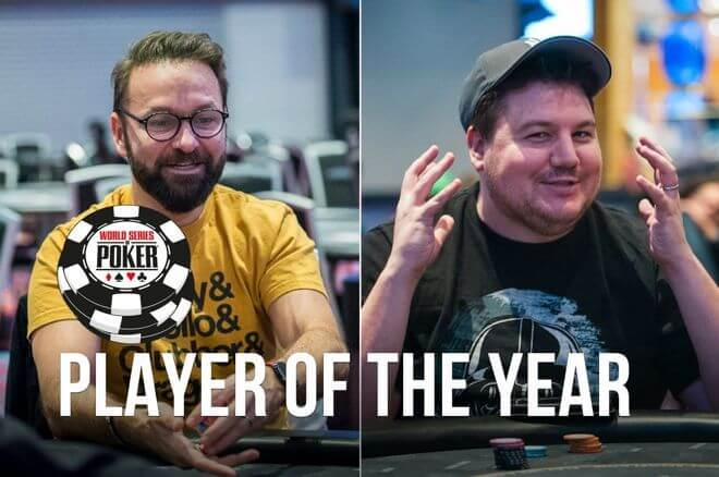 Daniel Negreanu wins 2019 WSOP Player of the Year after epic battle with Shaun Deeb
