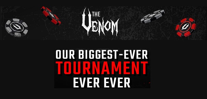 Americas Cardroom's $12 Million OSS offers unprecedented excitement thanks to the $6 Million Venom