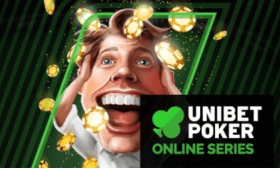 €400.000 Unibet Online Series VI