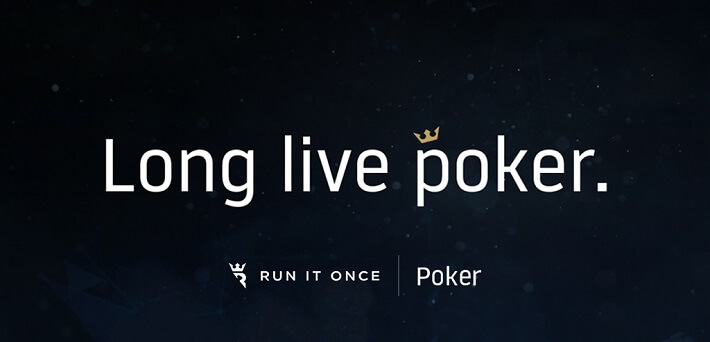 Run It Once Poker sets new traffic all-time high
