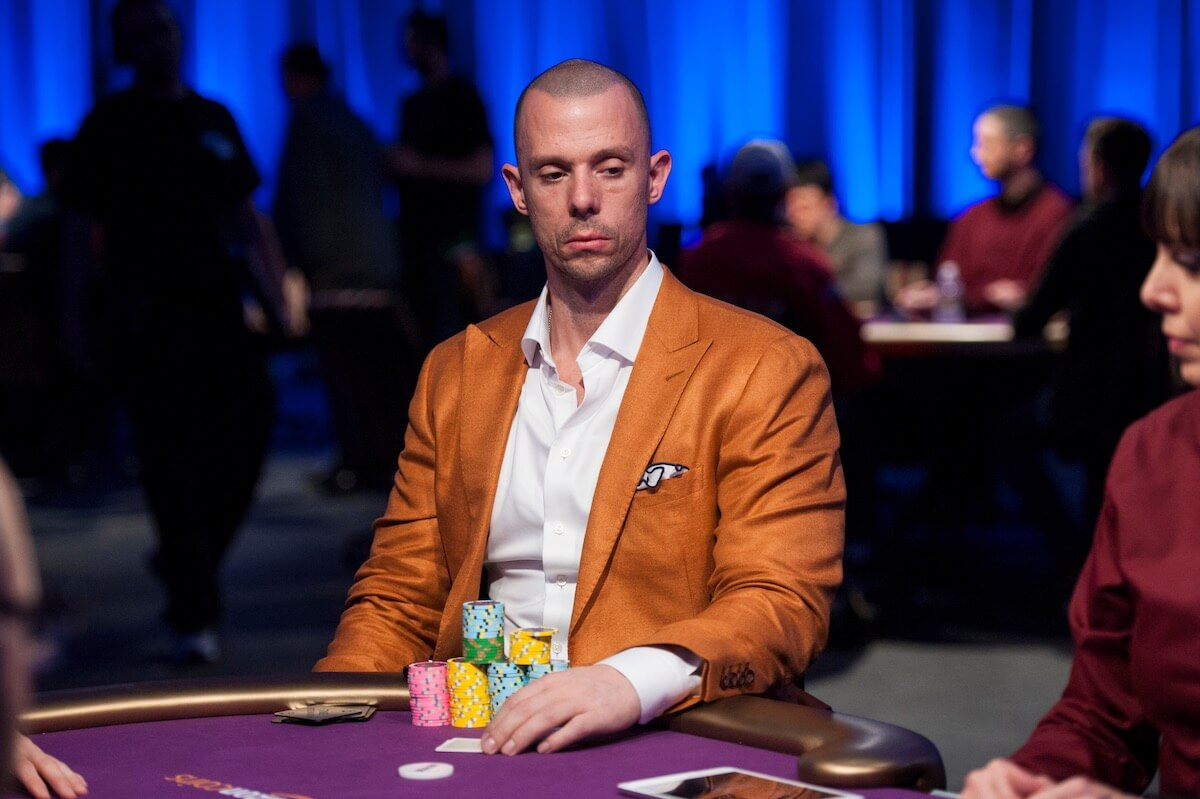 Matt Berkey poker
