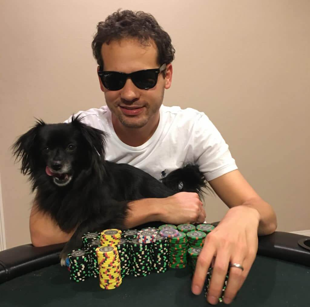 Jake Abdalla poker