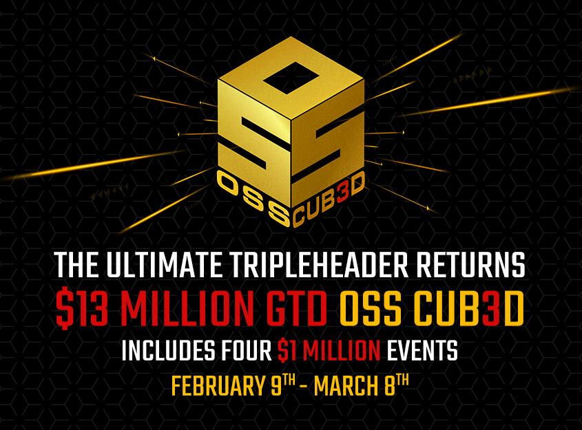 Online Super Series Cub3d IX Reload Bonus