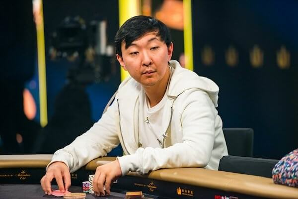 Rui Cao poker