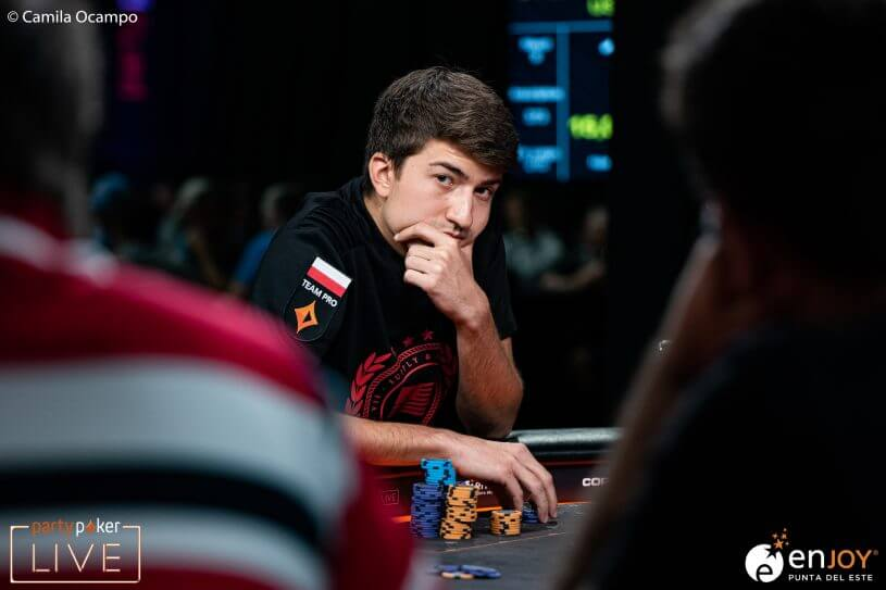 Dzmitry Urbanovich poker