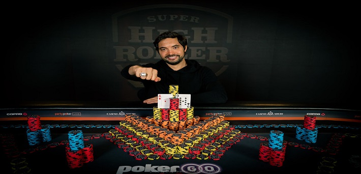 Timothy Adams takes back-to-back Super High Roller Bowl wins with $3,6000,000 Sochi Victory