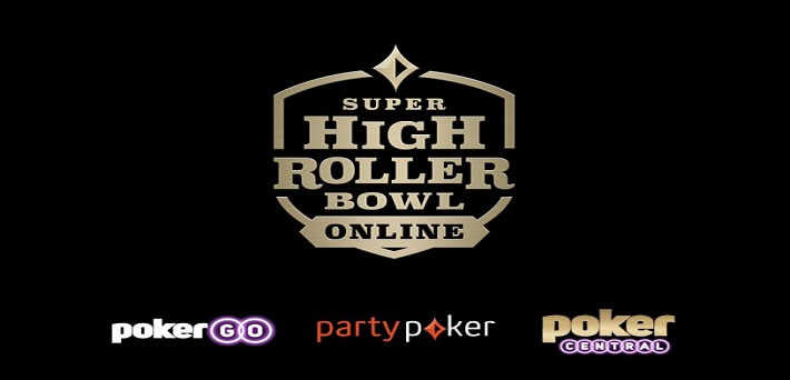 $20,000,000 GTD at the First-Ever Super High Roller Bowl Online Series at partypoker