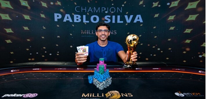 Pablo Brito Silva wins SCOOP Main Event for $1,062,966 - Lex Veldhuis sets new Twitch Record with 58,500 viewers!