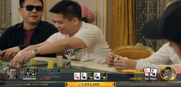 Watch the Highlights and all Episodes of the Triton Poker London Cash Game here!
