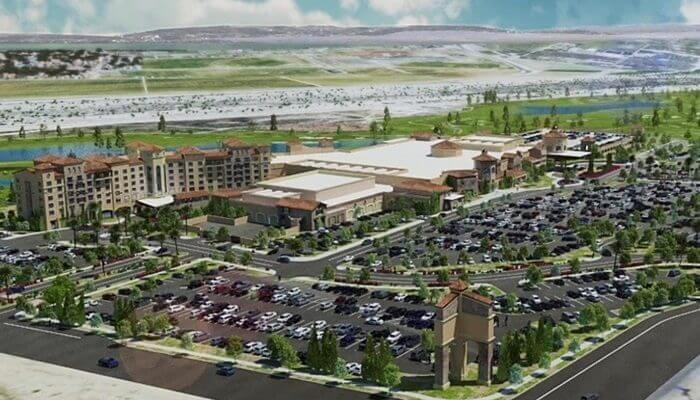 Serangan Soboba Band DOJ dibuka kembali Towers Casino di California