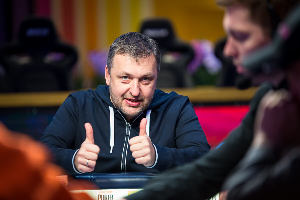 Tony G poker